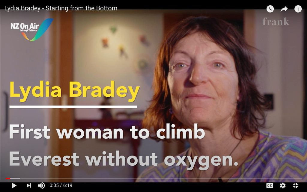 Lydia Bradey - Starting from the Bottom